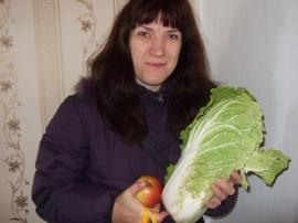 Коломацкая Елена: - Спасибо фермерам за помощь!