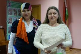 Фокина Елена и Ивашкевич Людмила